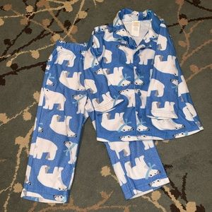 Gymboree Polar Bear Pajamas